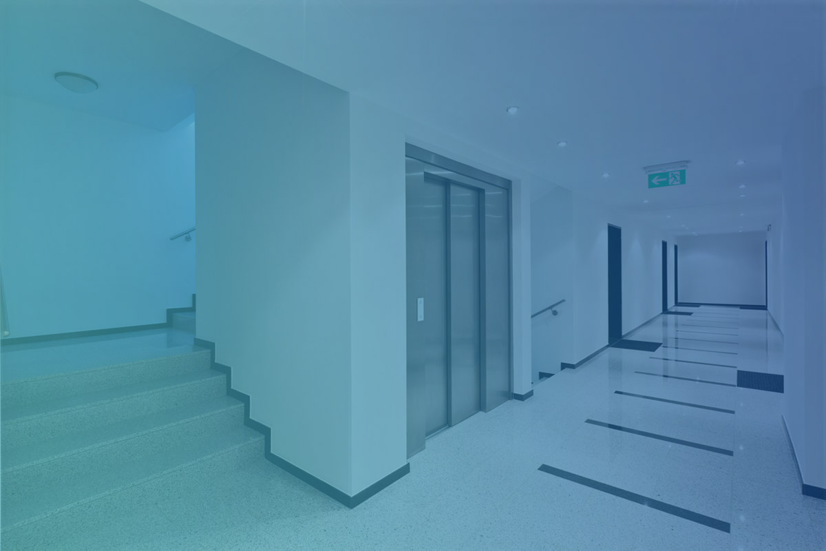 Nettoyage et entretien des parties communes, des immeubles et syndic de copropriétés